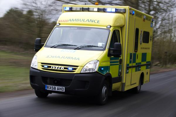 West Midlands Ambulance Service sees reduction in number of complaints