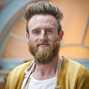 Iain Watters became the fourth baker to leave The Great British Bake Off