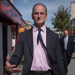 Douglas Carswell's decision to join Nigel