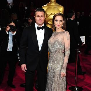 Brad Pitt and Angelina Jolie married in France on