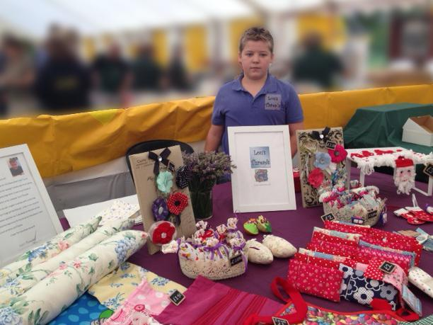 Stourbridge News: Pedmore student and Young Enterpreneur Louis Gaskin