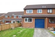 Bairstow Eves is marketing this semi in Kings Drive, Westonzoyland, for £162,500