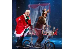 Horrible Histories taking aim at Christmas during festive theatre run