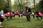 British Military Fitness is holding the free session at Stevens Park, Wollescote, on Saturday, May 30.