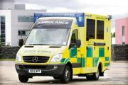 Elderly woman hospitalised after Wollaston collision