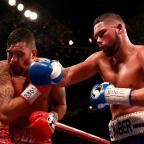 Stourbridge News: Tony Bellew, right, beat Nathan Cleverly