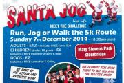 Stourbridge runners urged to join in hospice's Santa Jog
