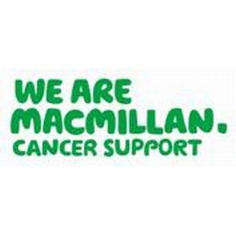 Macmillan named garden centre's charity of the year