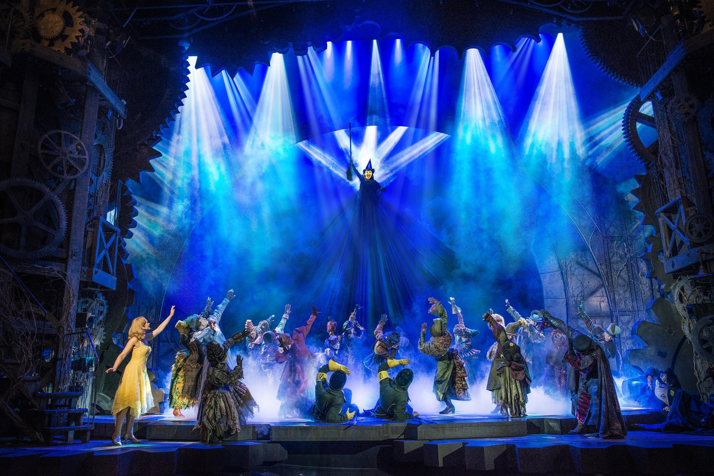 Review: 10 years on, 'Wicked' London continues to defy gravity and expectations.