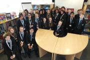 Pedmore students turn reporters for BBC School Report News Day