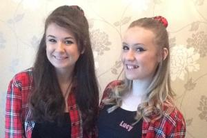 Stourbridge singing duo advance to national competition's semi-final