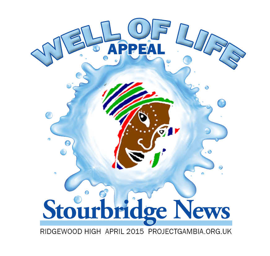 Stourbridge News' Well of Life appeal was Highly Commended in Midlands Media Awards' Campaign of the Year category