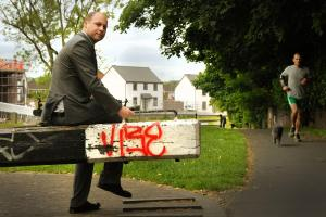 Rise in graffiti angers Wordsley residents