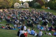 Season of open air theatre dates beginning at Birmingham Botanical Gardens