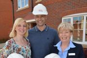 Paul and Emma find their perfect four bedroom home with Taylor Wimpey