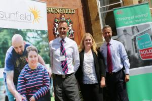 Clent special school named as Black Country estate agent's charity partner