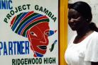 Paulina Gomez has been hired by Project Gambia to work at the Newlife Children's Centre and Clinic and the local school.
