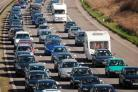 Delays on M5 - Tuesday's traffic and travel news