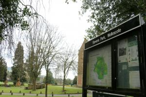 Wollescote Park group want views to help improvements