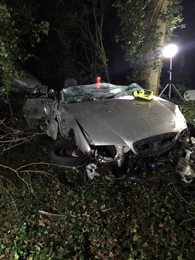 Man taken to hospital after Hartlebury crash | Stourbridge News
