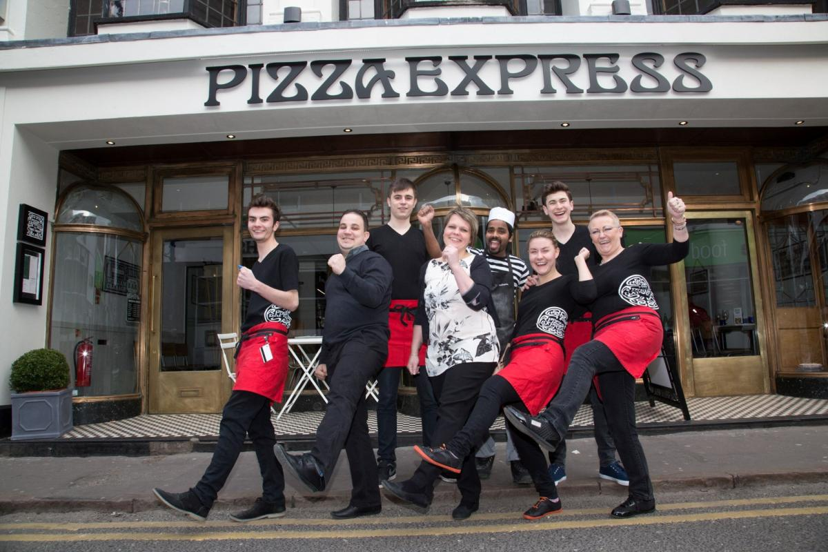 Stourbridge Pizzaexpress Restaurant Looks To Its Heritage