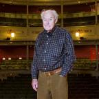 Stourbridge News: Are theatre audiences too old? Veteran actor Timothy West thinks not