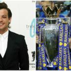 Stourbridge News: Louis Tomlinson says playing Jamie Vardy in a movie would be a 'golden opportunity'