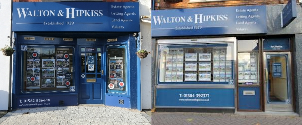 Stourbridge News: Walton & Hipkiss Offices - Stourbridge and Hagley