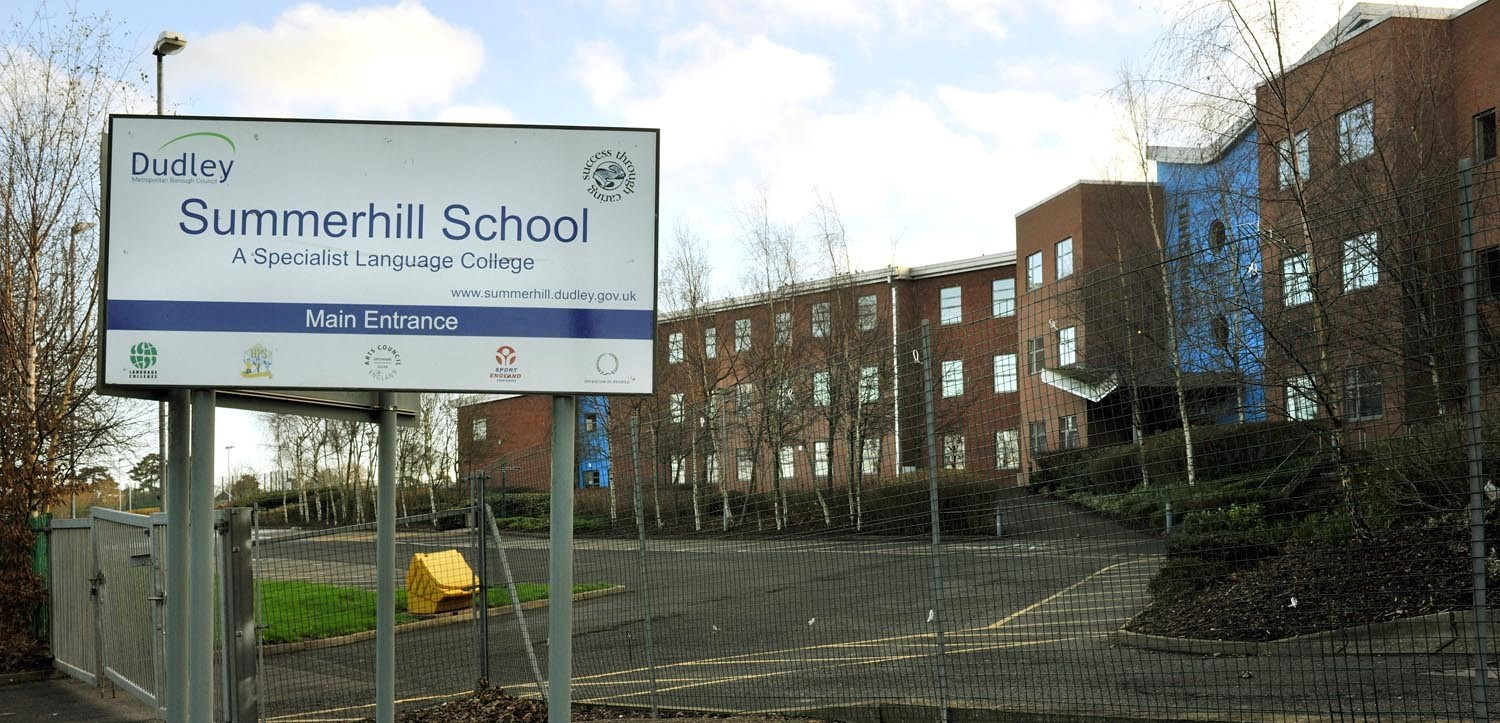 Summerhill School has been graded as 'required improvement' by Ofsted following its latest inspection