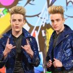 Stourbridge News: Jedward offer flawless logic for why the CBB toilet is a mess...then get back to eating a strawberry
