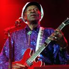 Stourbridge News: Family backing plans to release music from Chuck Berry's new album