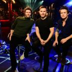 Stourbridge News: James Corden's campaign to bring Take That to the USA is everything