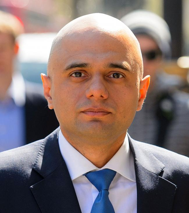 Sajid Javid confirms he will be stand in the General Election