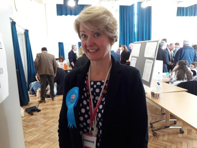 Conservatives win Clent Hills seat in Worcestershire County Council elections