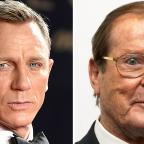 Stourbridge News: Daniel Craig's tribute to fellow Bond Sir Roger Moore: Nobody Does It Better