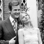 Stourbridge News: Bond girl Britt Ekland says her 'Bond is gone' as Sir Roger Moore dies age 89