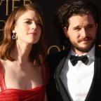 Stourbridge News: Game Of Thrones' Kit Harington reveals he is living with co-star Rose Leslie