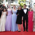 Stourbridge News: Nicole Kidman dazzles Cannes again at The Beguiled premiere