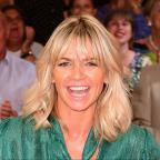 Stourbridge News: Zoe Ball marks one year sober with Instagram post