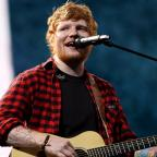 Stourbridge News: Ed Sheeran hits back after being accused of using a backing track at Glastonbury