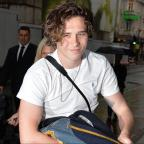 Stourbridge News: Brooklyn Beckham supported by parents Victoria and David at book event