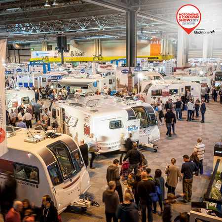 Motorhome and Caravan Show 2017