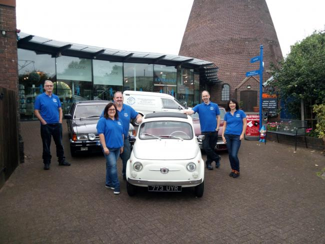 Black Country Classic Car Club To Showcase Vintage Vehicles At - Classic car showcase