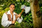 Gareth Gates will appear in Jack and the Beanstalk. Photo: Jonathan Hipkiss