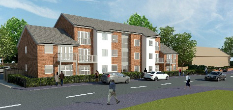 16 new council homes to be built in Kingswinford in £1.7m project