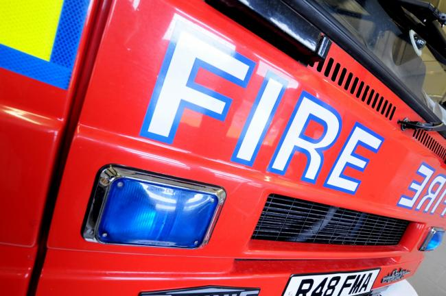 flats evacuated in kidderminster after fuse box fire stourbridge news Fire Tube Box flats evacuated in kidderminster after fuse box fire