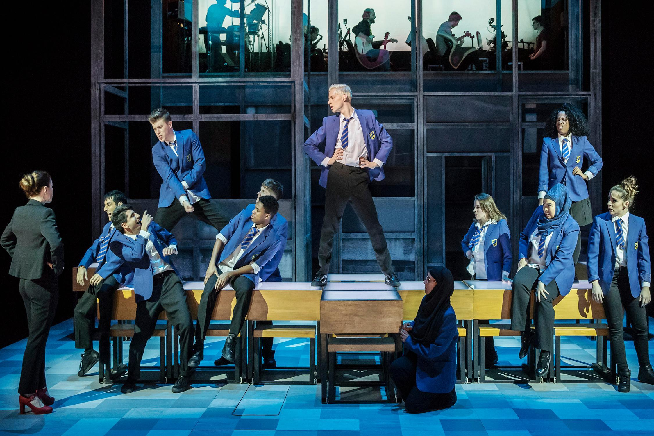 EVERYBODY'S TALKING ABOUT JAMIE - Theatre Review (West End)