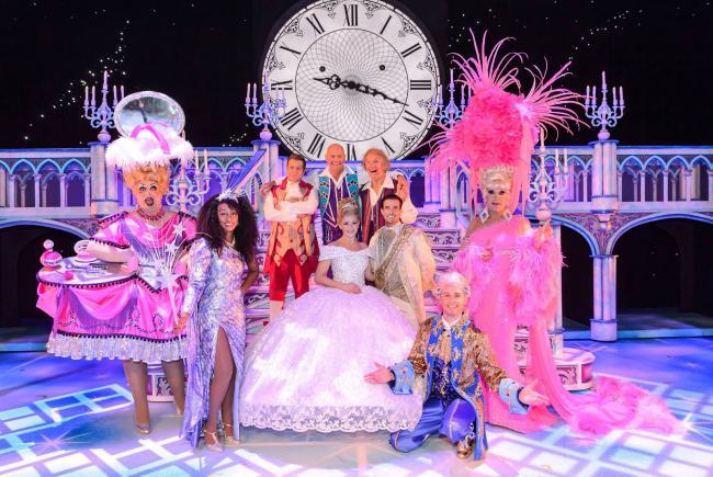 Cinderella At The Birmingham Hippodrome Theatre Review Panto