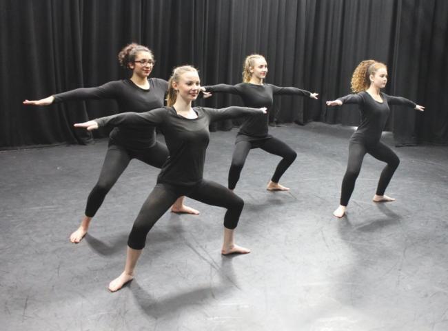 Halesowen College Dancers Set For The Birmingham Hippodrome Stage Stourbridge News