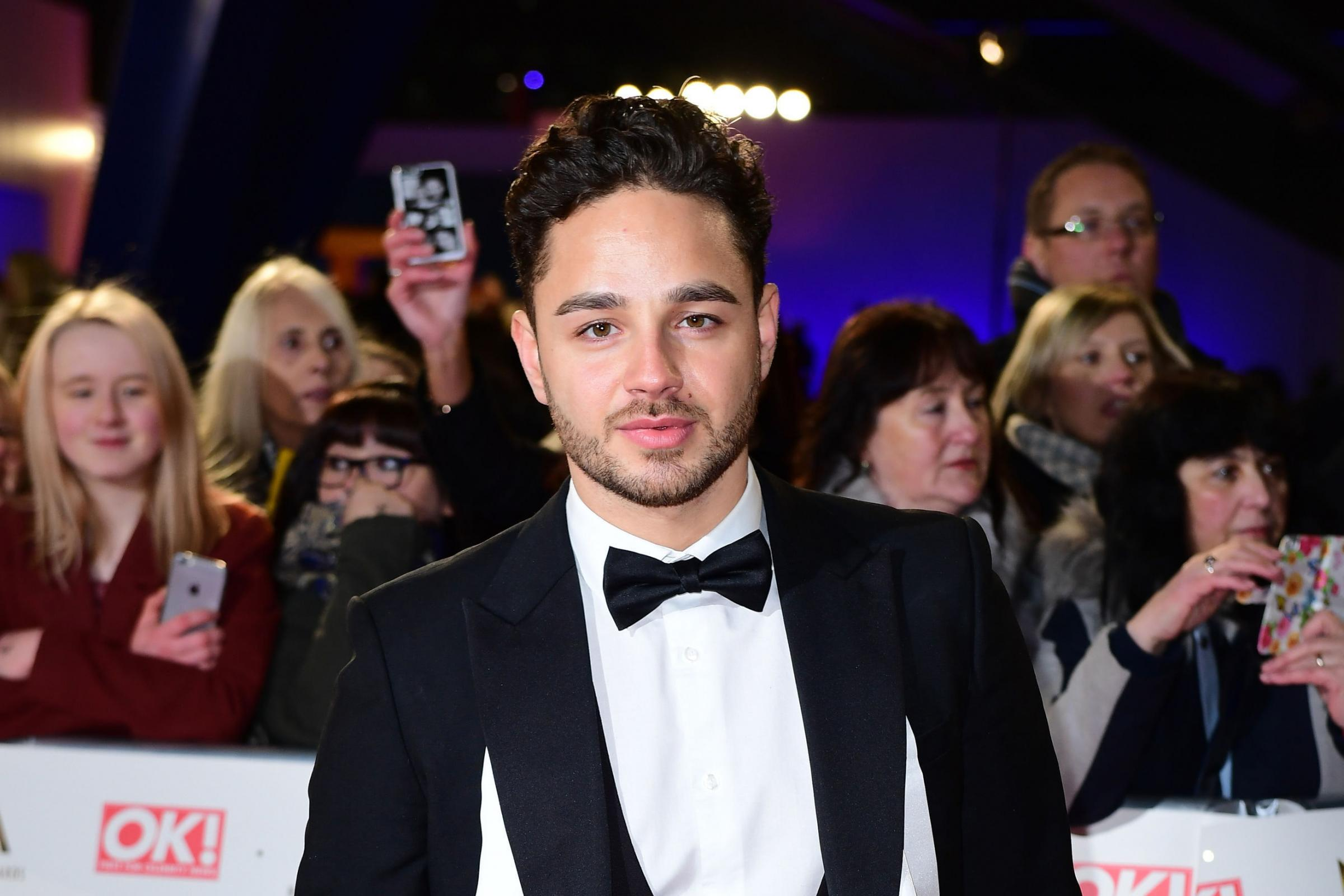 Adam Thomas (Ian West/PA)